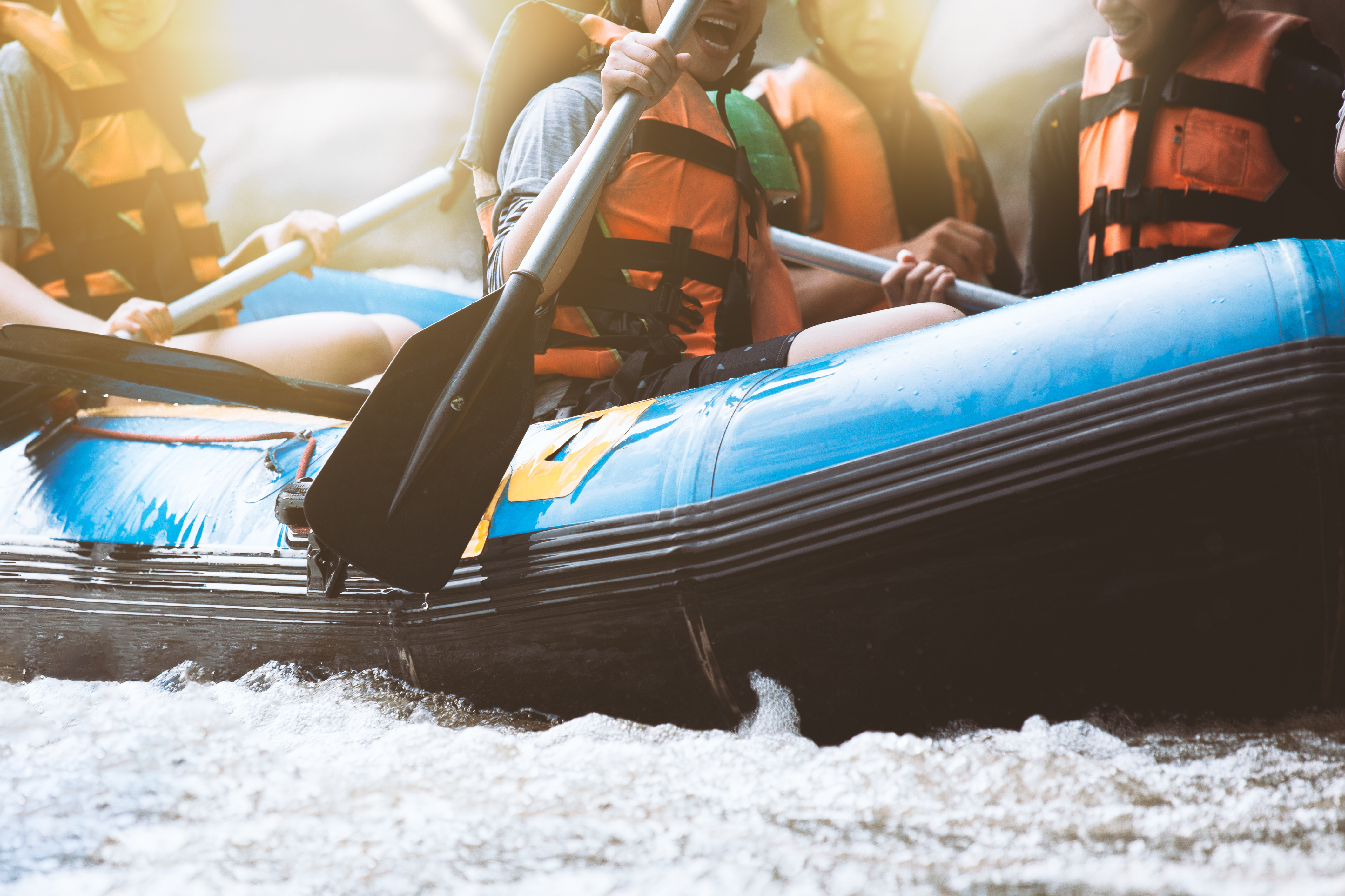 Melinda V Lee - Rafting in Grand County, CO