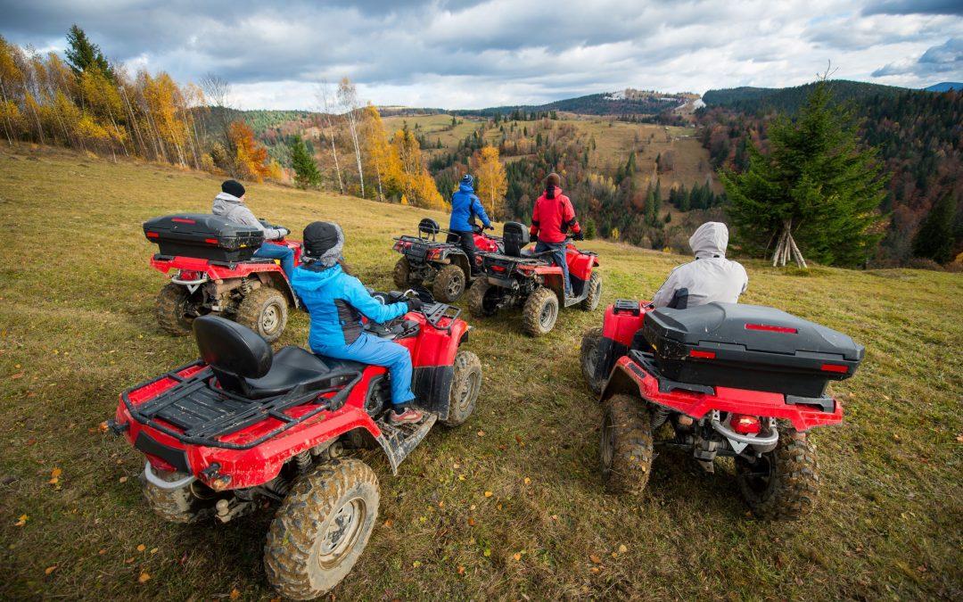 ATV Adventures in Grand County, CO