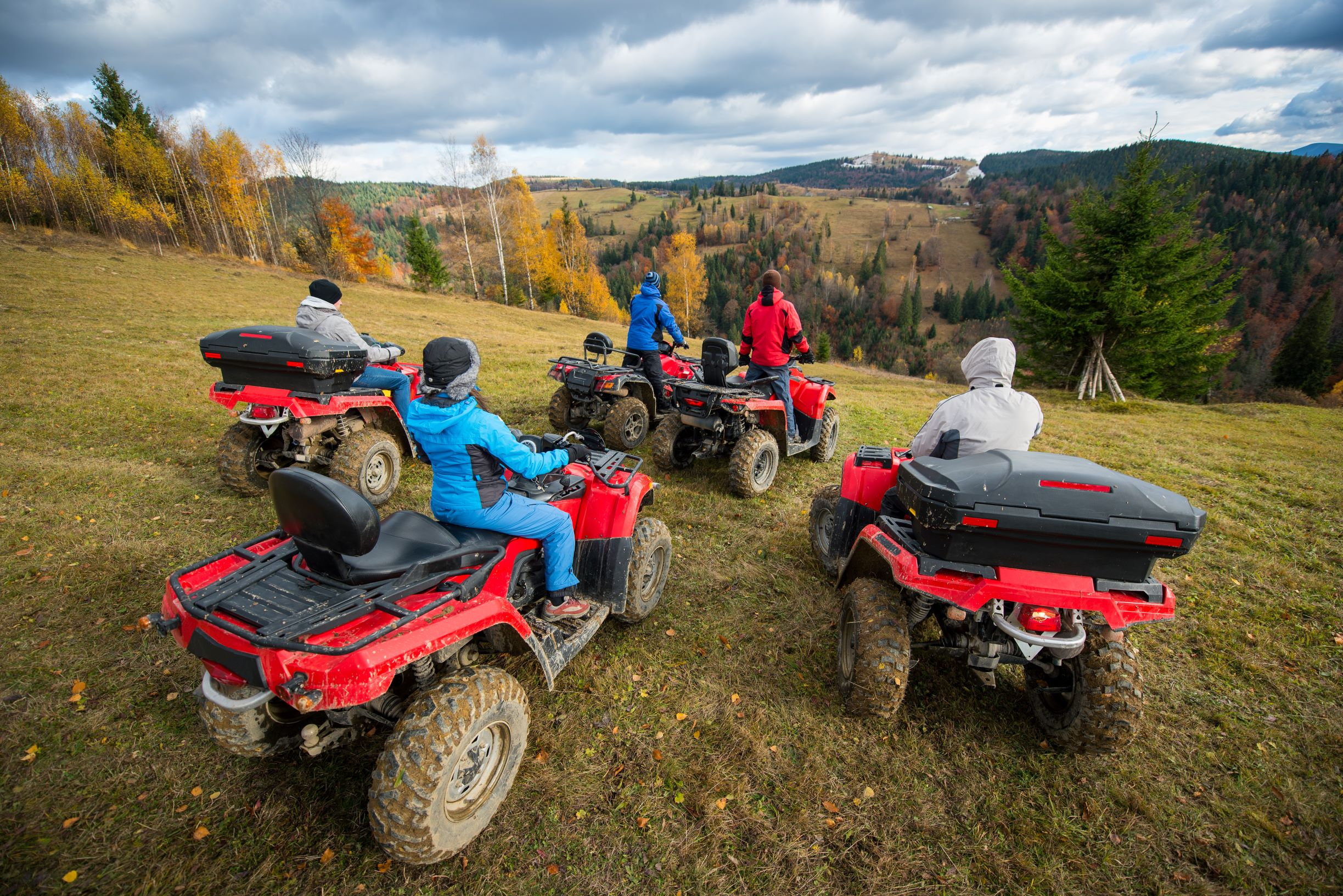 ATV Adventures in Grand County, CO - Melinda Lee LIV Sothebys