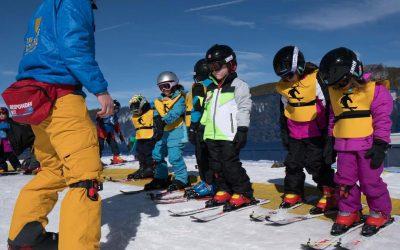Ski School for Kids at Winter Park Ski Resort