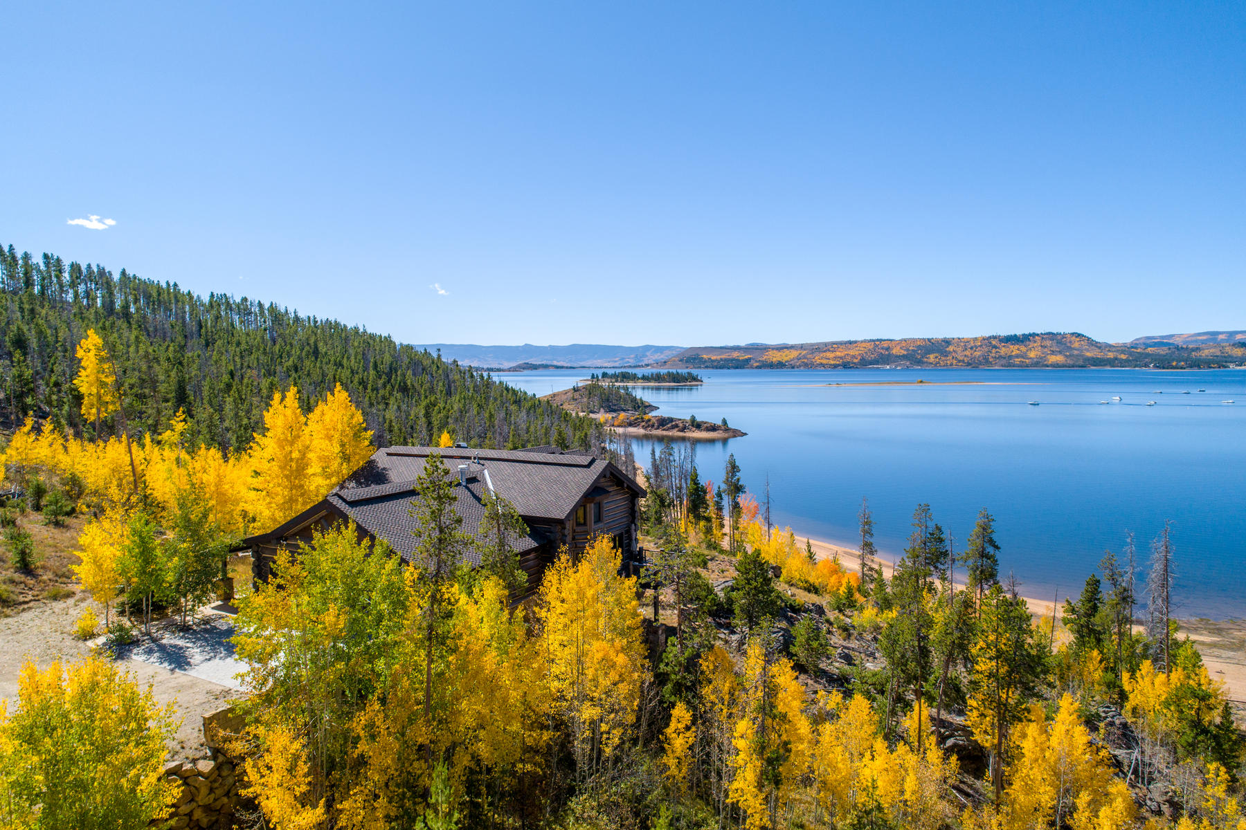 200 Hummingbird Lane - Grand Lake, CO - Melinda V Lee LIV Sothebys