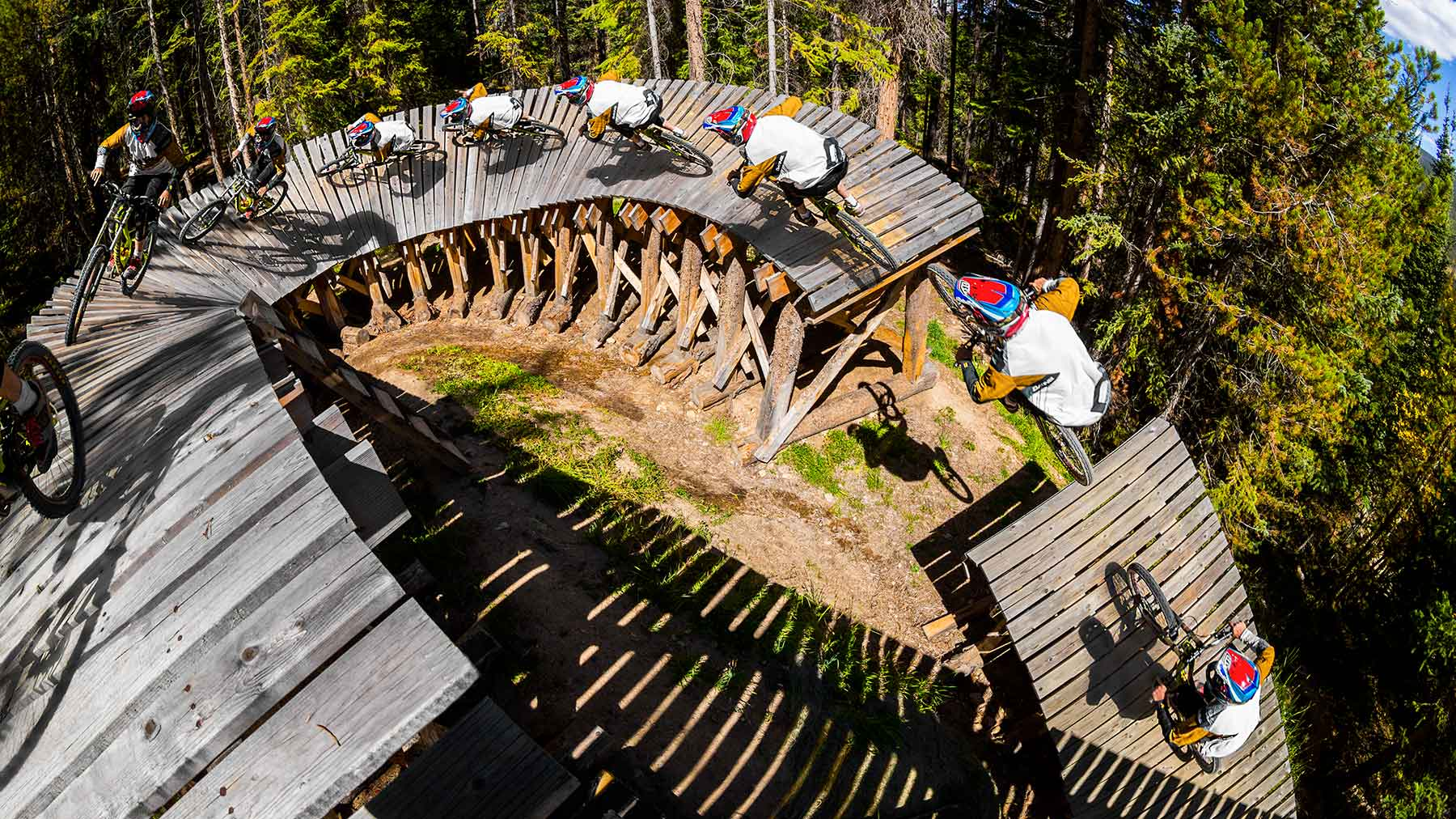 Trestle Bike Park, Winterparkresort.com - Melinda V. Lee, LIV Sothebys, Grand County