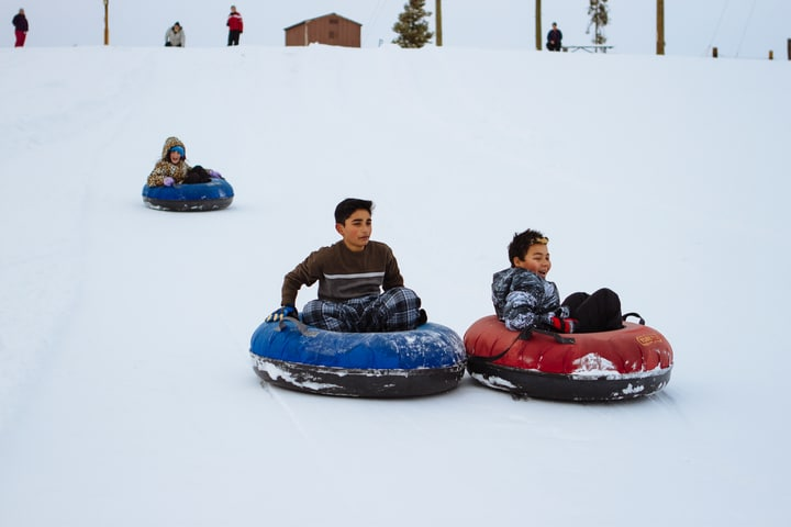 Photo Credit Tubing Snow Mountain Ranch