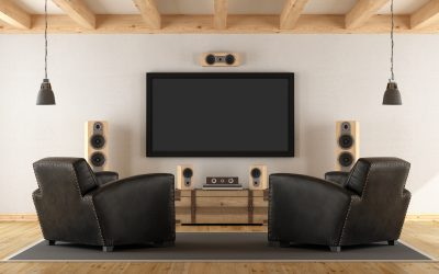 High-End Audio for Luxury Mountain Homes