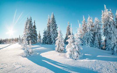 Spring Skiing in Winter Park, Colorado